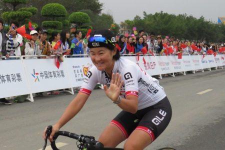 現日本チャンピオンの與那嶺恵理選手も出走!ツアー・オブ・グアンシー・ウィメンズ・レース2019