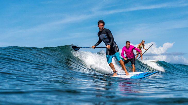 波乗りをはじめるなら、SUPサーフィンがおすすめ