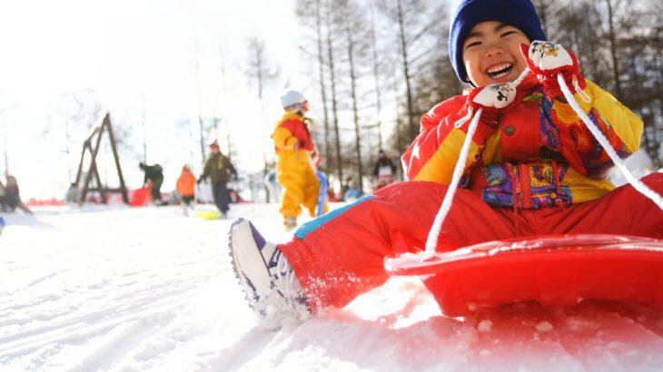 スキー場 ファミリー 子供