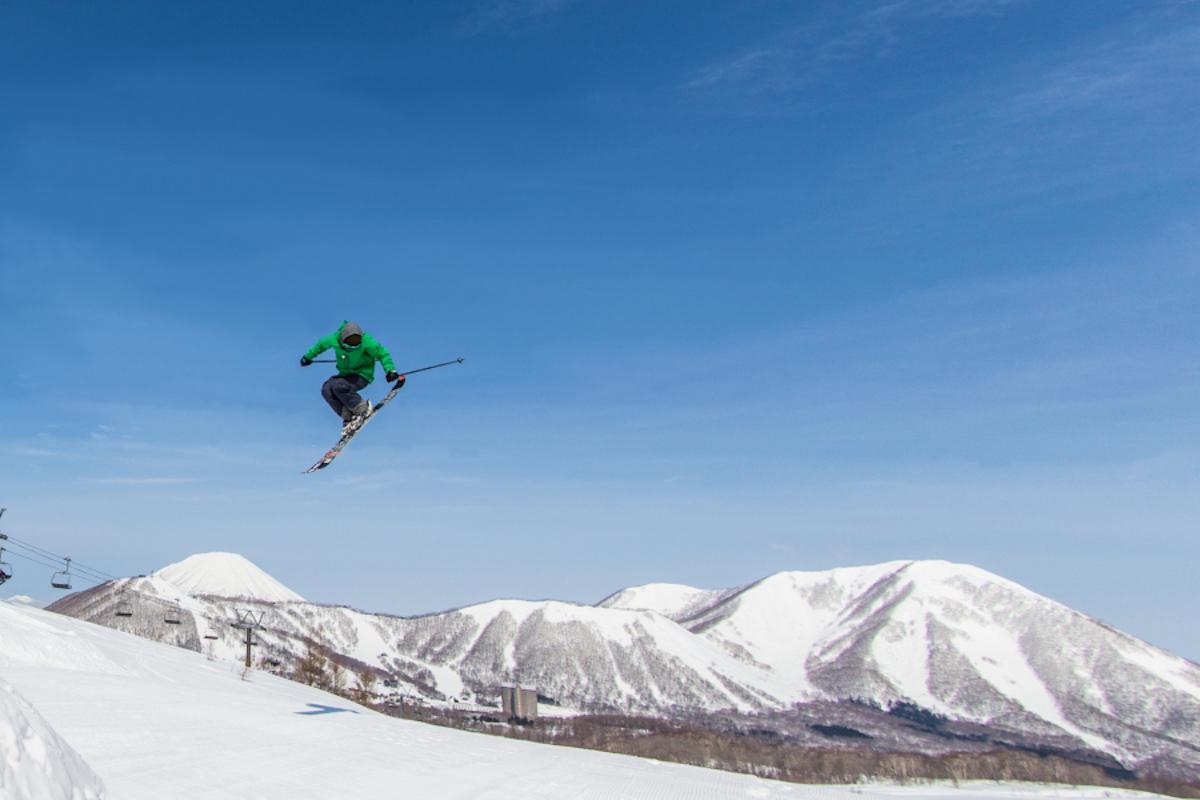 スノーボード 北海道