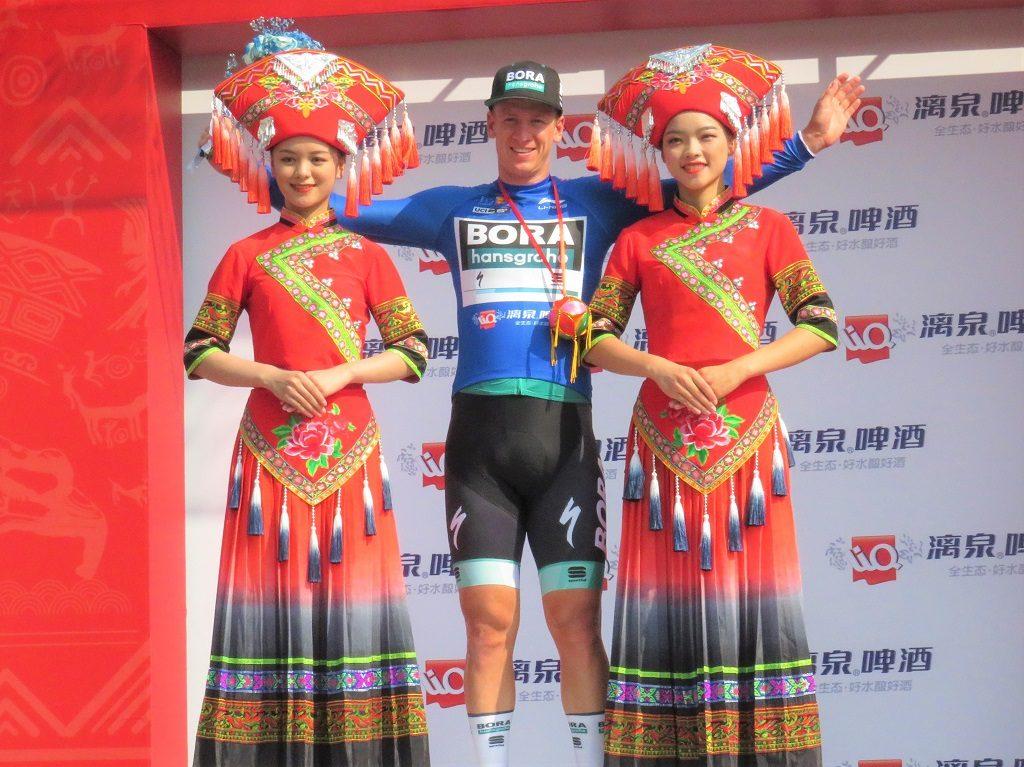 ロードレース 中国