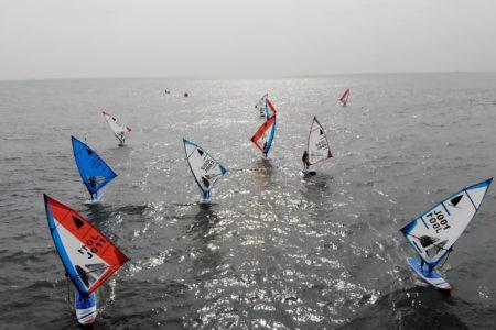 ウインドサーフィン・ルネサンス オリジナルボードの復活と日本人の世界チャンプ誕生