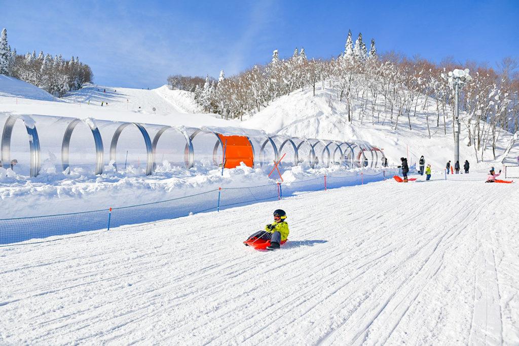 スキー場 託児所