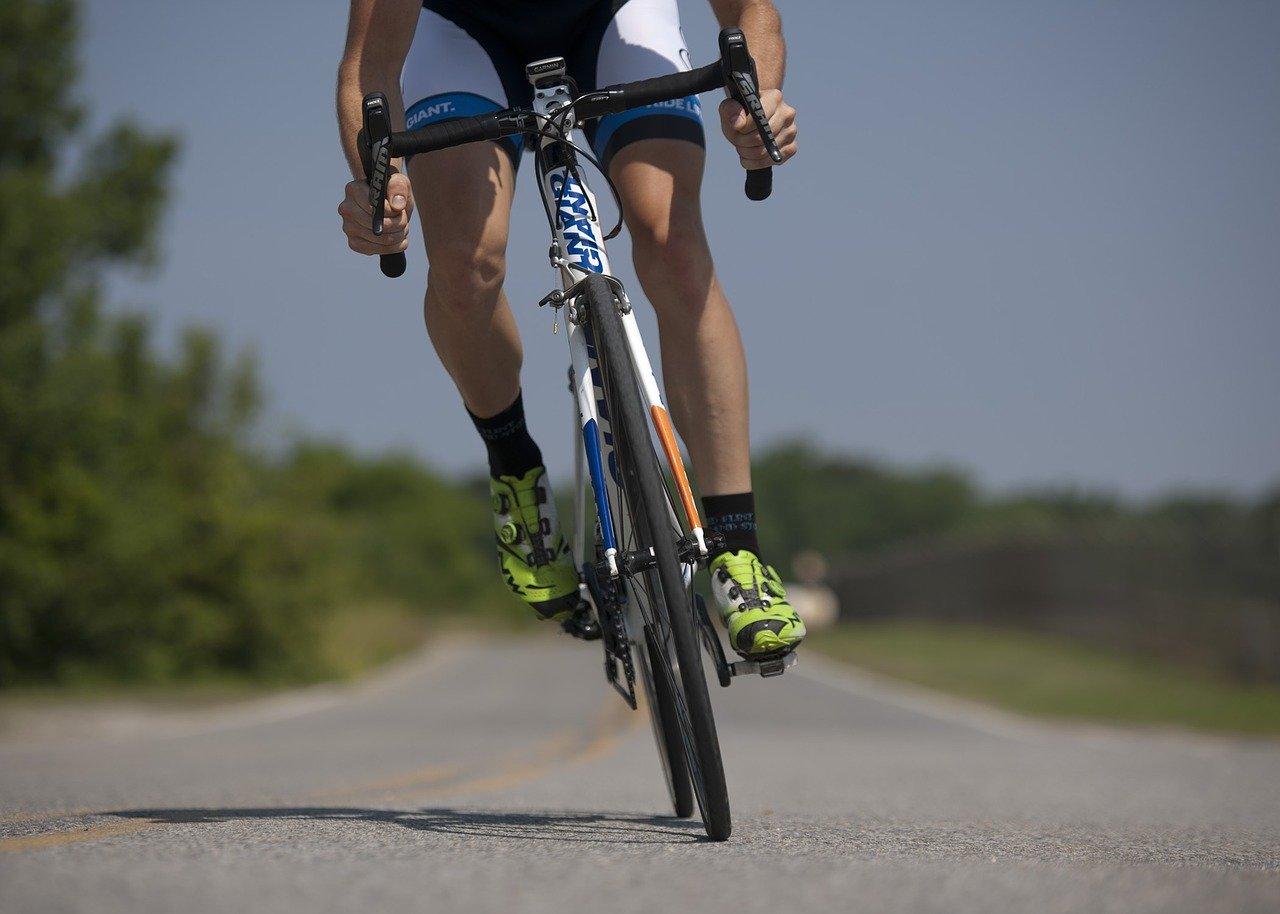 ロードバイク 練習