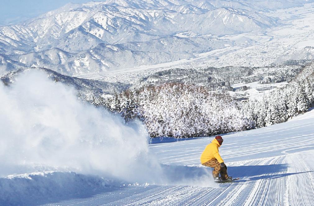 【スキージャム勝山】初心者や家族連れに優しい!おすすめのポイントをご紹介
