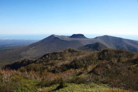 間近で溶岩ドームを観察してみよう!北海道の天然記念物「樽前山」