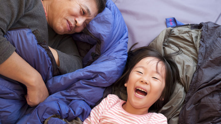 寝袋選びのポイントとオススメのアイテムをご紹介