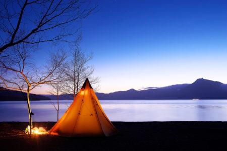 キャンパーの憧れ、冬のソロキャンプにチャレンジしてみよう!