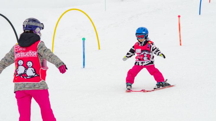 本当に上達する子ども向けスキー/スノボスクールの見分け方