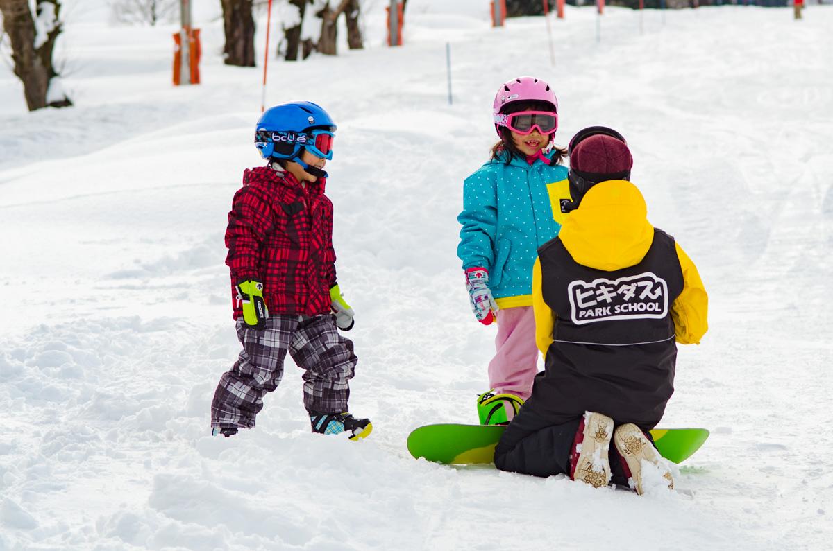 スキー スノーボード スクール