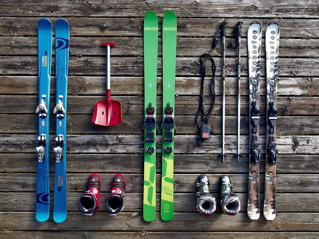 スキー板 ワックス