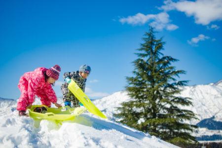 ファミリー向けスキー場のは選び方が大切!6つのポイントをご紹介します