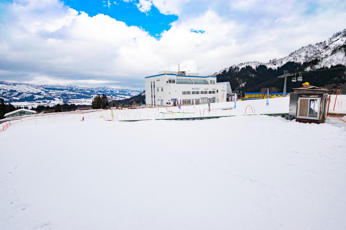 スキー ファミリー 家族