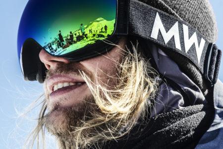 北欧デンマークのストリート アイウェアブランドMessyWeekendのスノーゴーグルが日本初登場