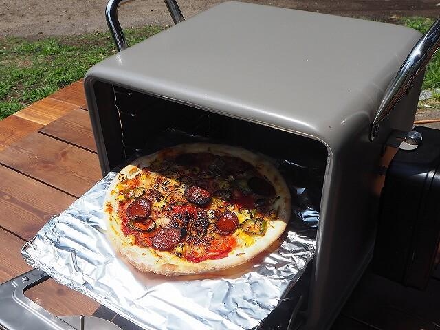Stove top oven(災害時でも使える電源不要のアウトドアオーブン)