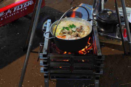 冬バーベキュー SORAMIDO BBQ