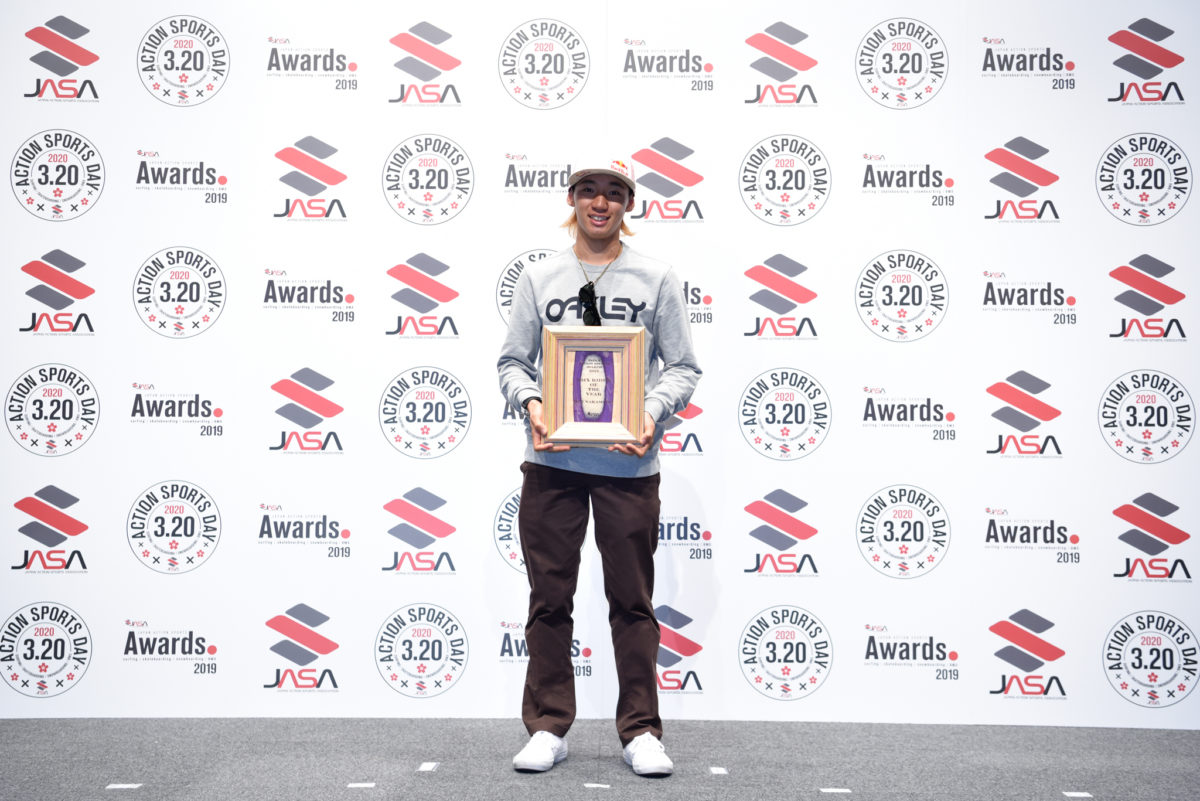 JAPAN ACTION SPORTS AWARDS 2019
