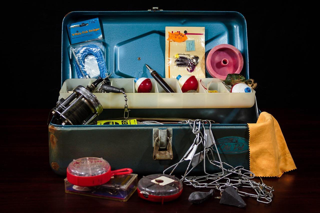 釣具 収納 ボックス