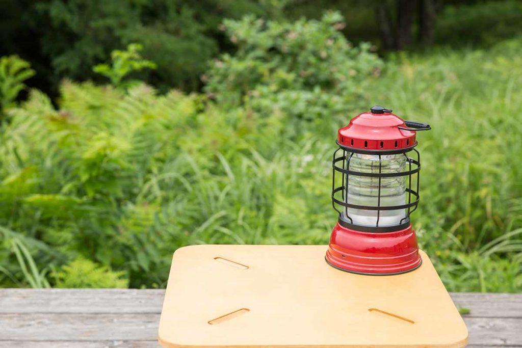 キャンプ LEDランタン