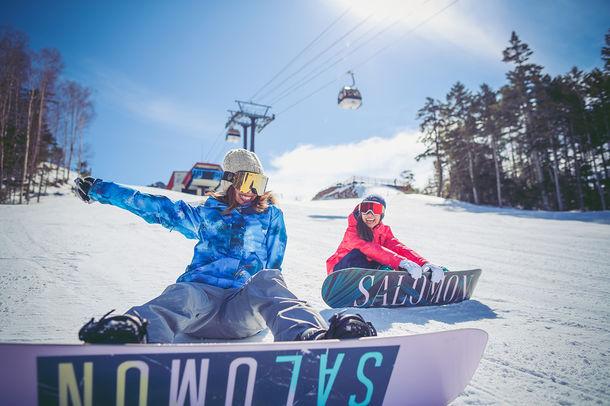 丸沼高原スキー場(群馬県利根郡片品村) 12月5日(木)からウインターシーズンがオープン
