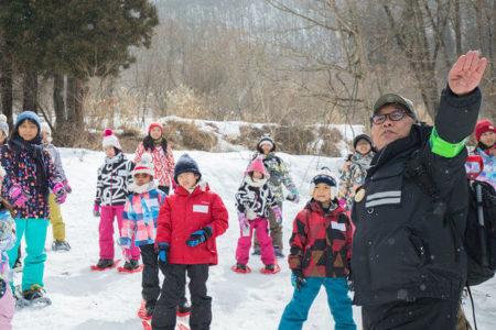 群馬県「赤谷の森」で雪遊びと自然観察!ひとり親家庭対象・自然を学ぼう! 「未来につながる環境教室」参加者募集