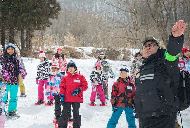 未来につながる環境教室 群馬県「赤谷の森」