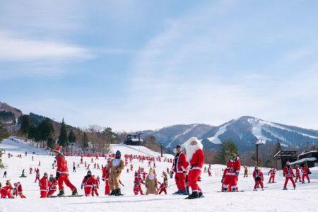 スキージャム勝山、2019-20ウインターシーズン「カニ祭り」「クリスマスinスキージャム勝山」を開催