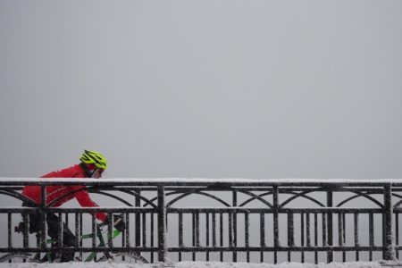 寒がり必見!北海道民が解説するロードバイク冬の服装とおすすめ10選