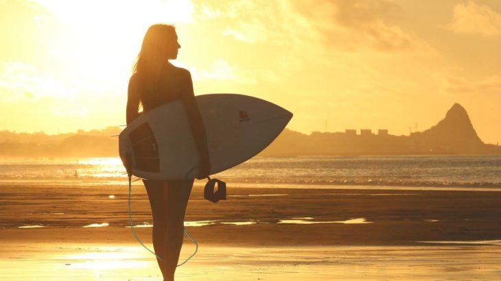 サーフィン 日焼け止め
