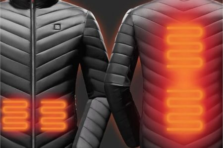 ヒートテクノロジー内蔵のハイテク・ジャケット、Humbgo ダウンジャケット販売開始【モバイルバッテリーで12時間発熱!洗濯可能!】