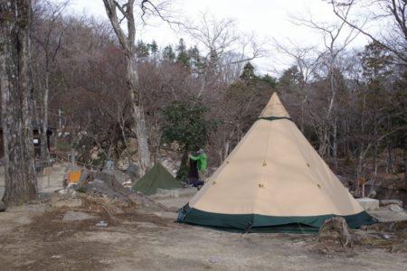 冬キャンプ!不動尊公園キャンプ場がテント宿泊に限定して営業を再開【台風19号被害から観光施設が一部再開】