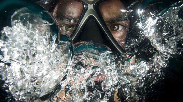 ダイビング中に呼吸が苦しい!?正しい呼吸方法のコツと練習方法