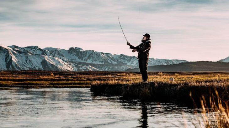 釣り方で服装を考えよう!釣りのスタイル別におすすめ冬服をコーディネート