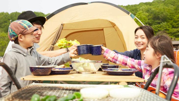 家族の結束力が高まる!親も子ども笑顔になれる親子キャンプを楽しもう