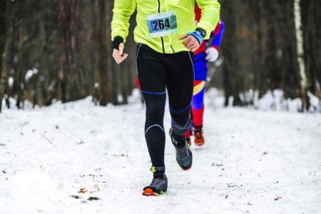 冬のトレイルランニングは防寒対策が重要課題!服装のポイント教えます!