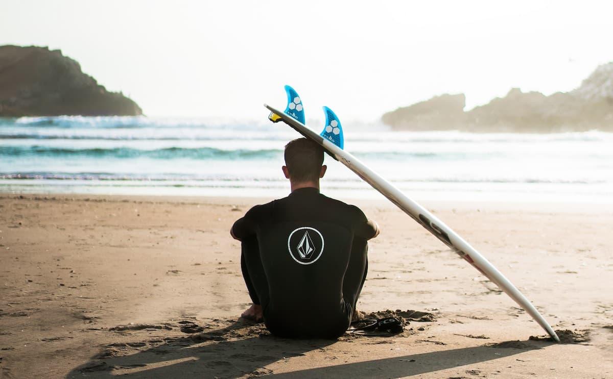 サーフィン フィンセッティング