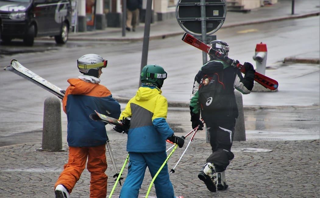 メンズ スキーウェア