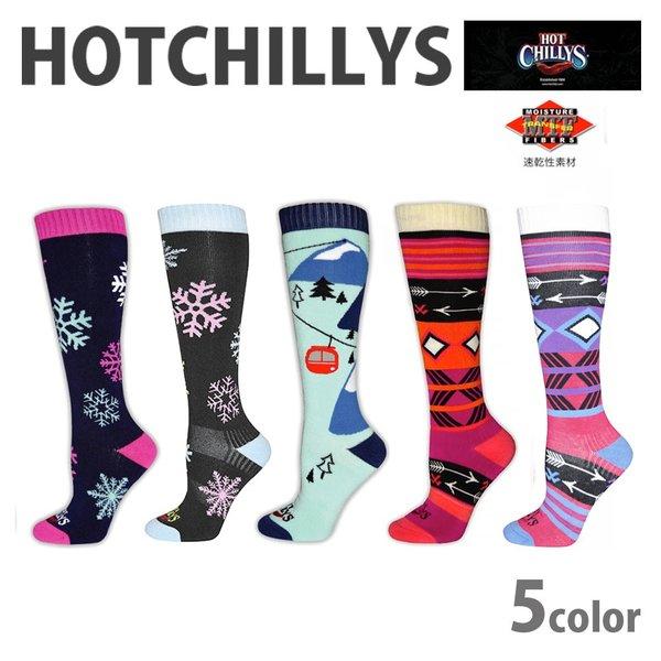 HOT CHILLYS (ホットチリーズ) フィエスタス ソックス レディース