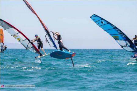 ウィンドサーフィンのレーシング種目「フォイル」がオリンピック正式種目に