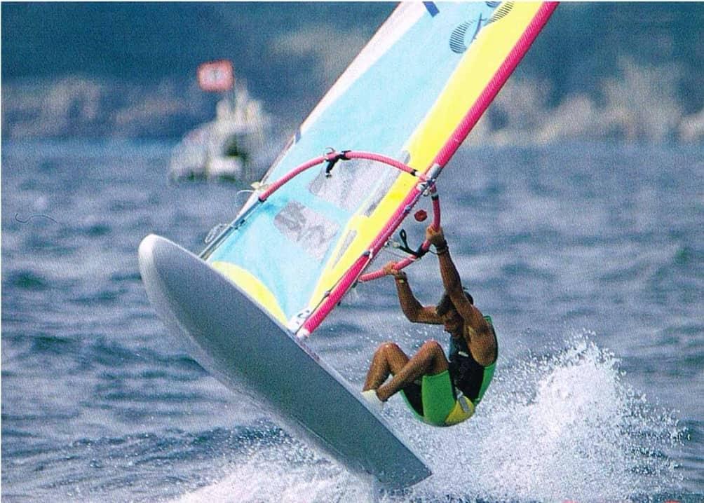 ウィンドサーフィン 種目