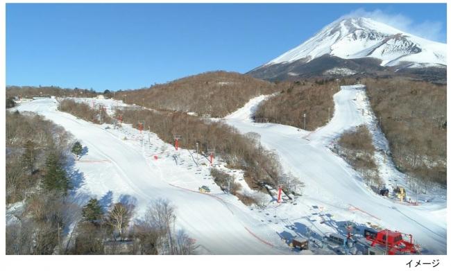 スキー場スノーパーク「イエティ」