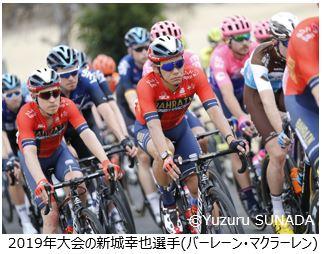 サイクルロードレース2020シーズン