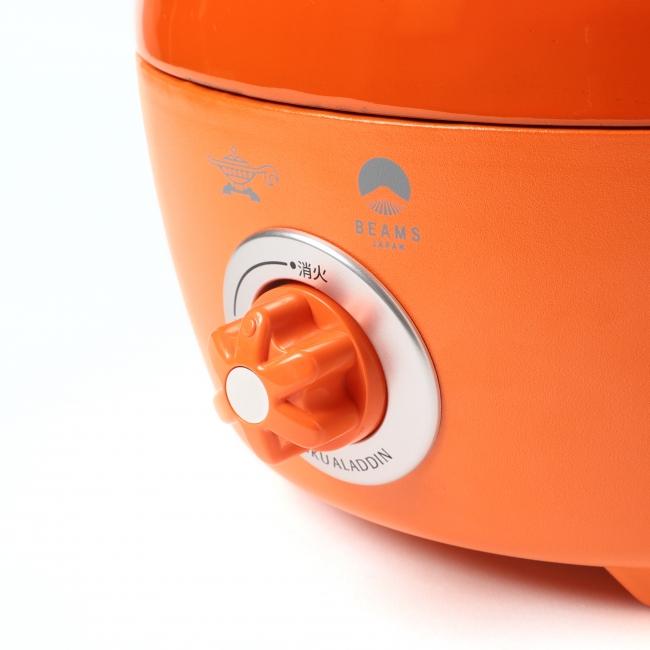 Sengoku Aladdin ポータブル ガス カセットコンロ ヒバリン BEAMS JAPANモデル