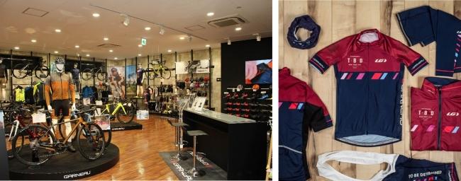 GARNEAU(ガノー)のブランドショップ「GARNEAU ストア 大阪」リニューアルオープン