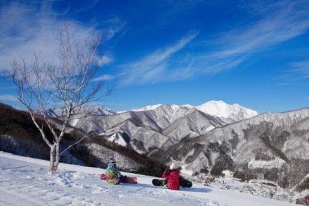 みなかみ町スキー場がみな雪キャンペーン開催