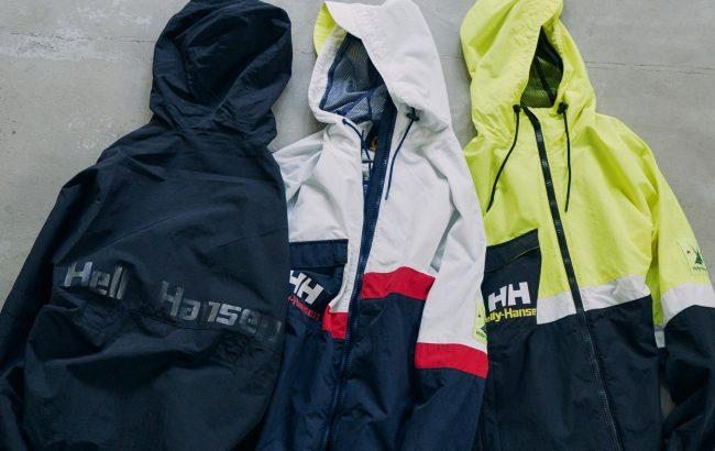 HELLY HANSEN(ヘリーハンセン)から、90年代ストリートで支持を得た Formula Series を発売