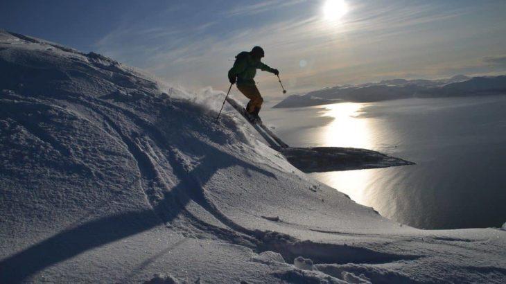 スキー上達