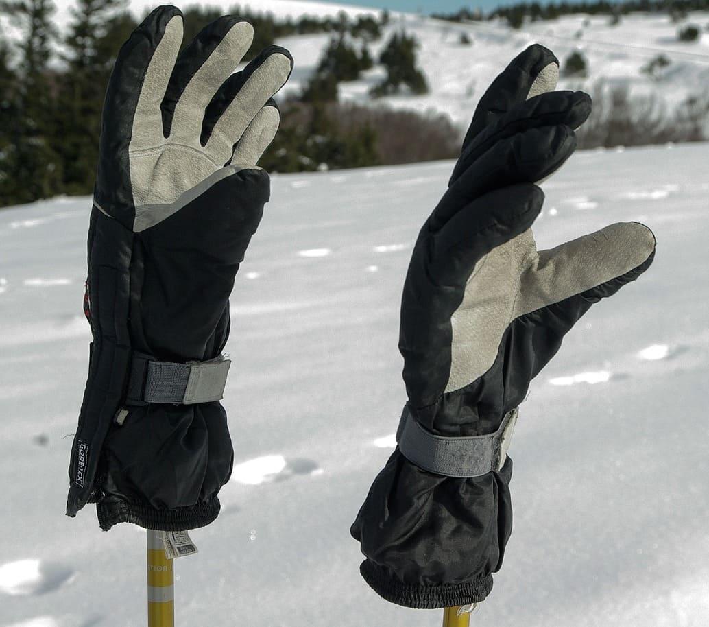 スキーグローブ