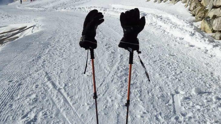 スキー ストック
