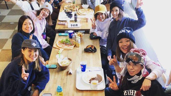 佐久スキーガーデン「パラダ」でママプロスノーボーダー田中 幸が、スノボサークル「happy circle」を始動【一度はスノボを諦めてしまったママでも楽しめる場を目指して】